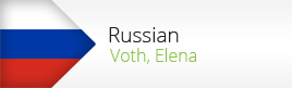 Russisch Übersetzerin